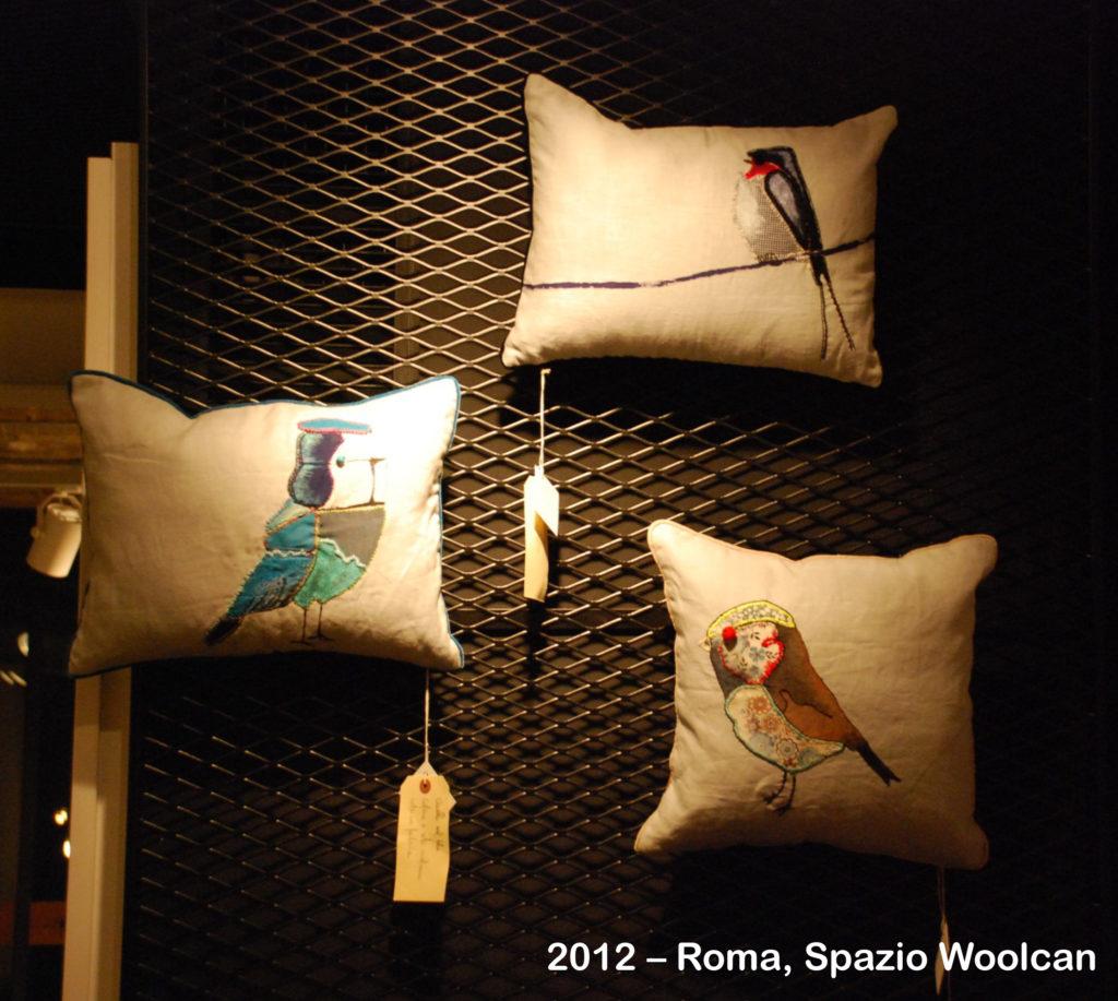 Spazio Woolcan, Roma